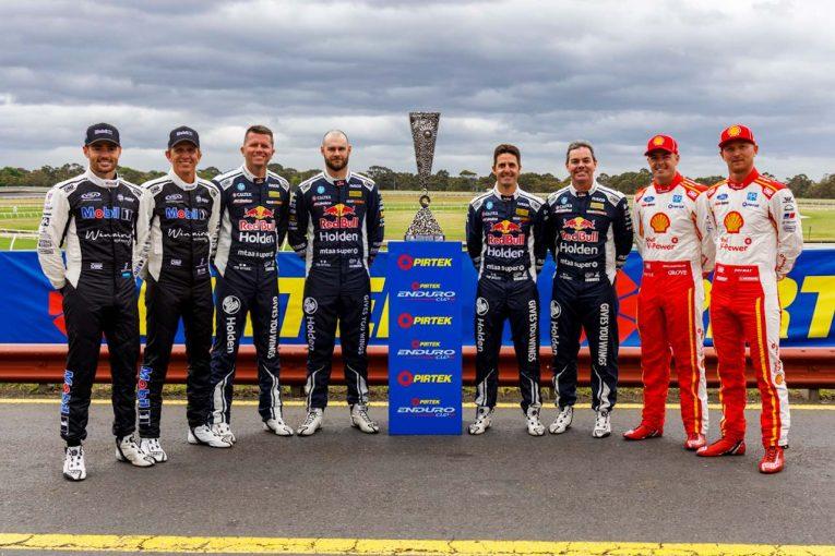海外レース他 | オーストラリア・スーパーカー:マスタング駆る王者が連覇。レースはふたつのペナルティが物議