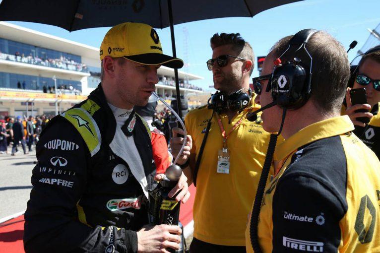 F1 | グランプリのうわさ話:2019年限りでルノーを去るヒュルケンベルグがDTMとWECの可能性を模索