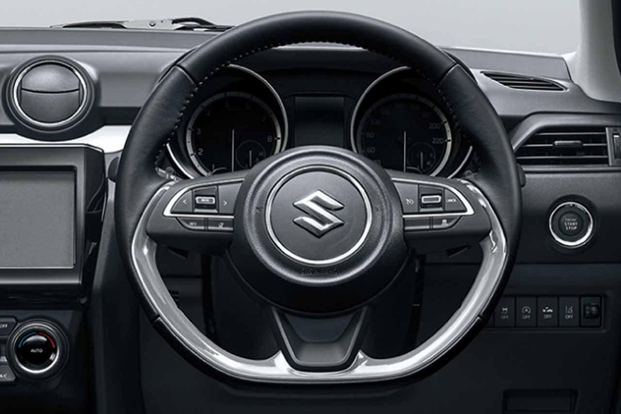 スズキ、スイフトにお求めやすい特別仕様車『HYBRID MGリミテッド』を設定し発売