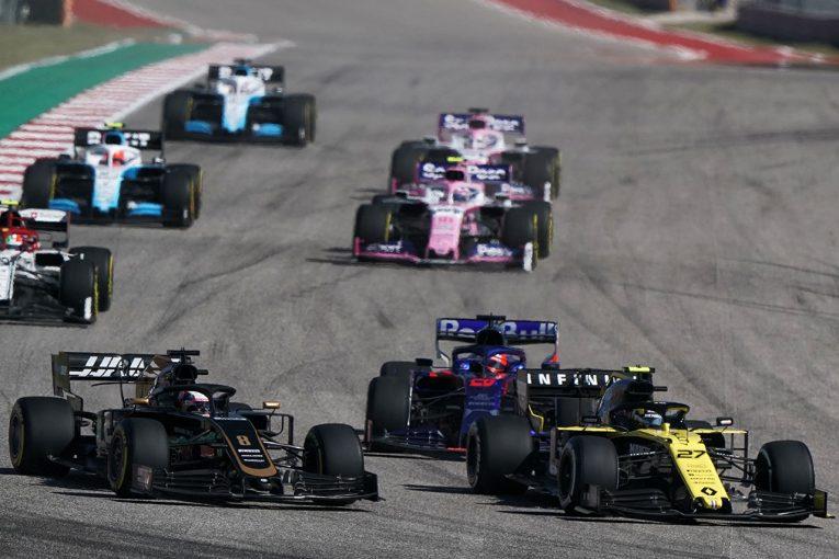 F1 | ハースF1代表、予算制限によるパフォーマンス差の縮小を予想も「ギャップはなくならない」と主張