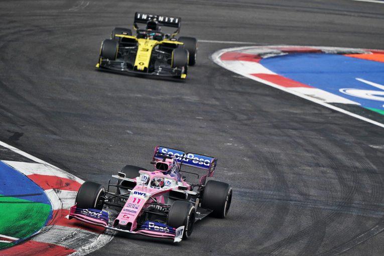 F1 | トロロッソを抜いたレーシングポイントF1、ランキング5位を目指す。ブラジルGPでのポイント獲得が重要に