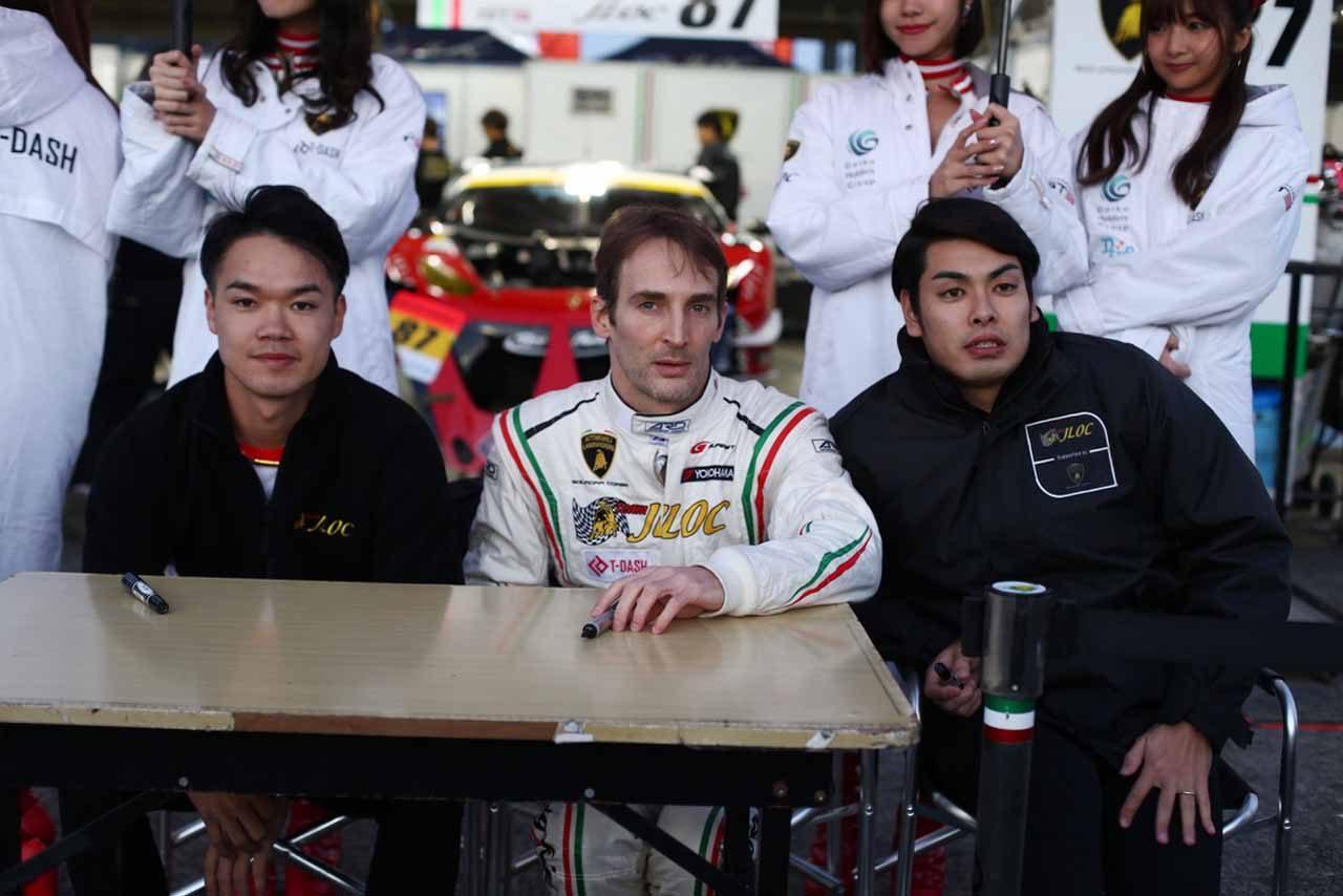 JLOC 2019スーパーGT第8戦もてぎ レースレポート