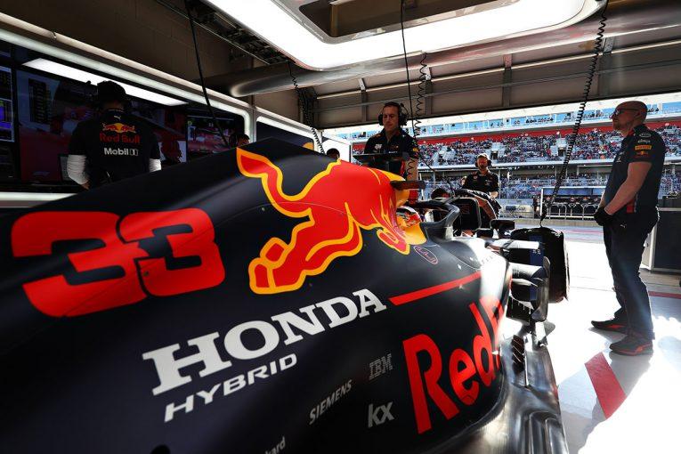 F1 | レッドブルF1のフェルスタッペン「ホンダはパワーの面でメルセデスにほぼ追いついた」