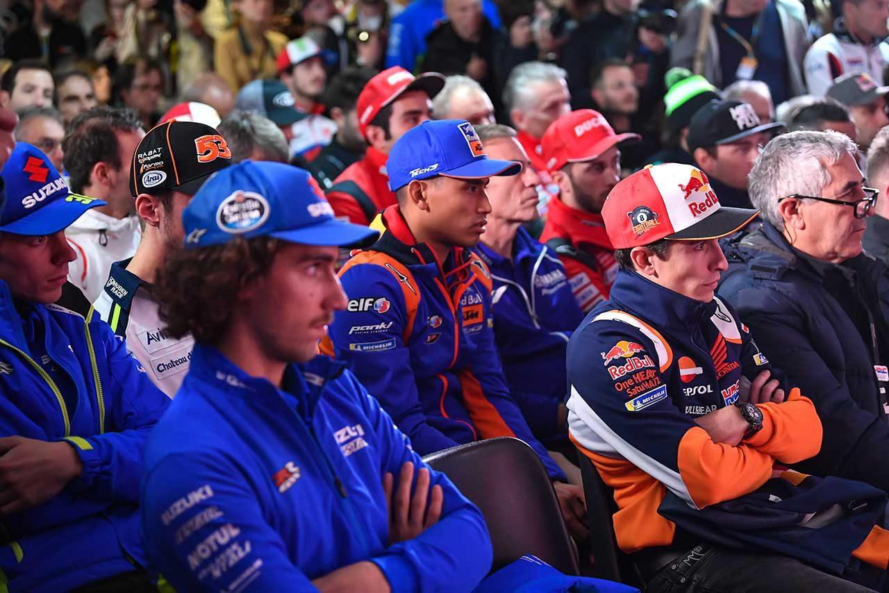 MotoGP:バレンシアGPで急転直下の引退会見。ロレンソ、2度の転倒から「モチベーションが見つからなかった」