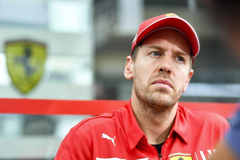 F1 | フェラーリF1のベッテル、フェルスタッペンの不正発言を批判「コース上で真実を証明したい」