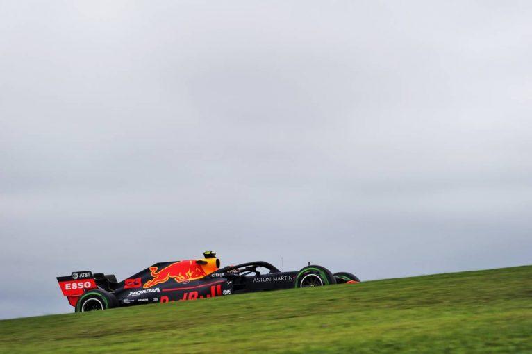 F1 | 【タイム結果】F1第20戦ブラジルGPフリー走行1回目