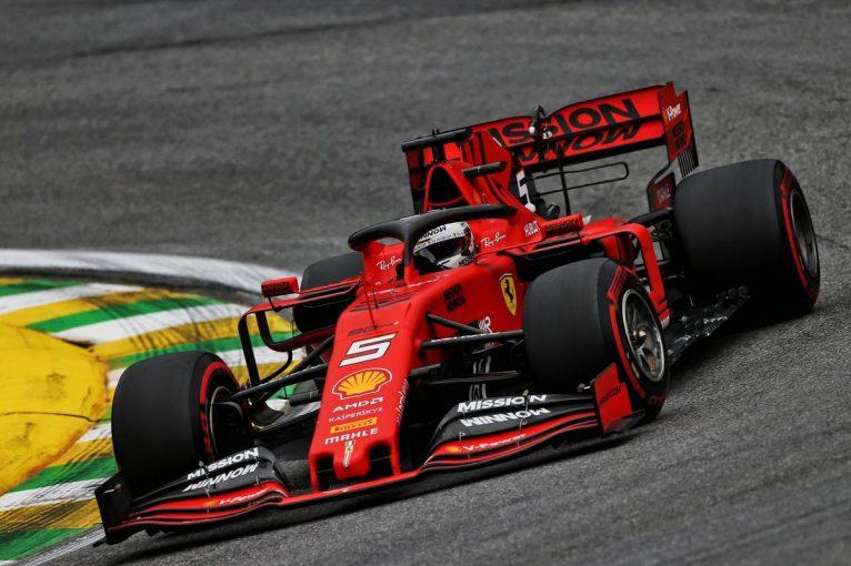 F1 | F1ブラジルGP FP2:フェラーリ勢が初日ワンツー、フェルスタッペンは3番手。トロロッソ・ホンダは2台にトラブル発生