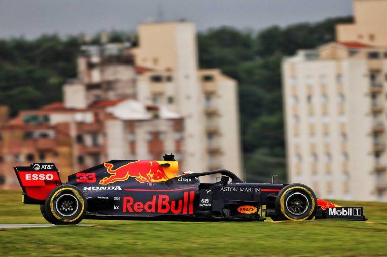 F1 | 【タイム結果】F1第20戦ブラジルGPフリー走行2回目