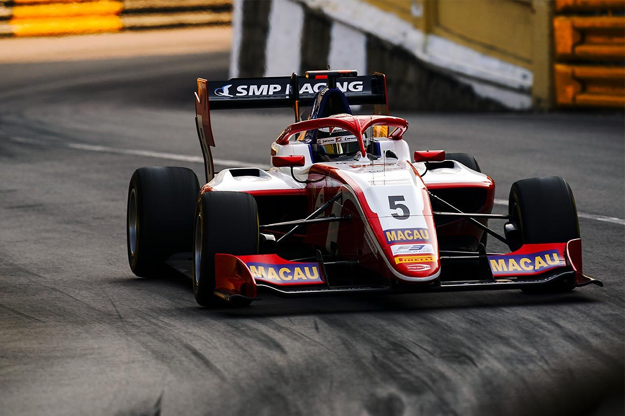 第66回マカオグランプリ:FIA F3ワールドカップ予選レースはビップスが逃げ切り