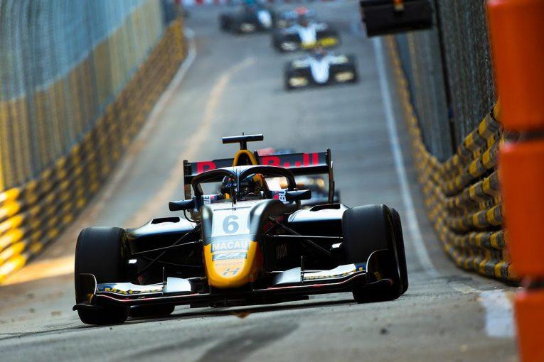 海外レース他 | 第66回マカオグランプリ:FIA F3ワールドカップ予選レースはビップスが逃げ切り