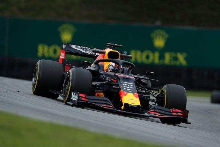 F1 | レッドブル・ホンダ密着:フェルスタッペンが初日3番手と好調。予選日は温度変化の対応がカギに/F1ブラジルGP