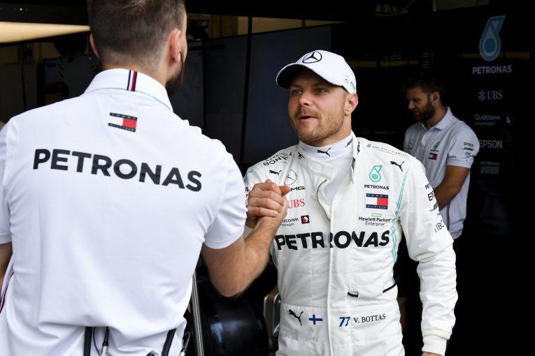 F1 | ボッタス初日4番手「フェラーリとレッドブルは強そうだが、僕らも負けていない」:メルセデス F1ブラジルGP