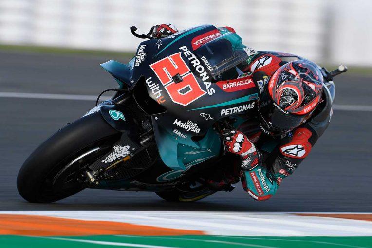 MotoGP | 【タイム結果】2019MotoGP第19戦バレンシアGPフリー走行2回目