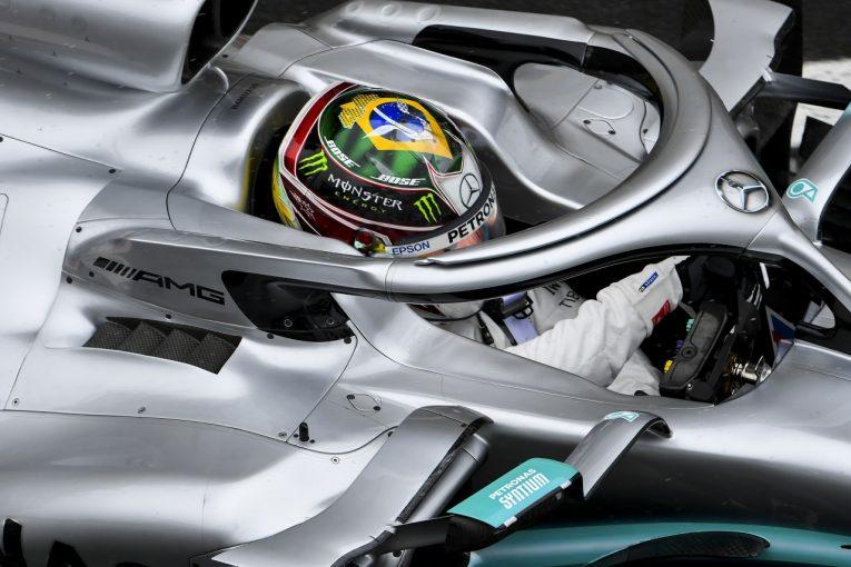 F1 | ハミルトン「タイトル争いが終わったから、2020年を視野に入れアグレッシブな戦い方をする」:F1ブラジルGP