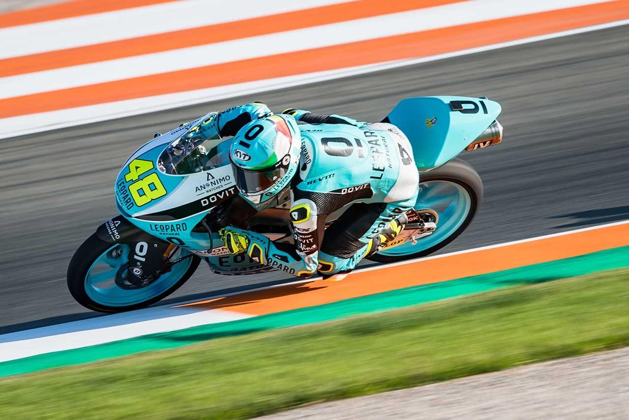 【順位結果】2019MotoGP第19戦バレンシアGP Moto3クラス予選