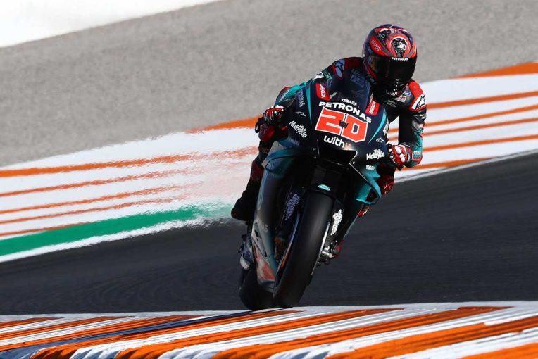 MotoGP | 【順位結果】2019MotoGP第19戦バレンシアGP MotoGPクラス予選