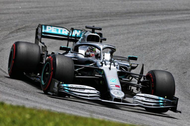 F1 | トップはハミルトン、僅差でフェルスタッペンが続く【タイム結果】F1第20戦ブラジルGPフリー走行3回目