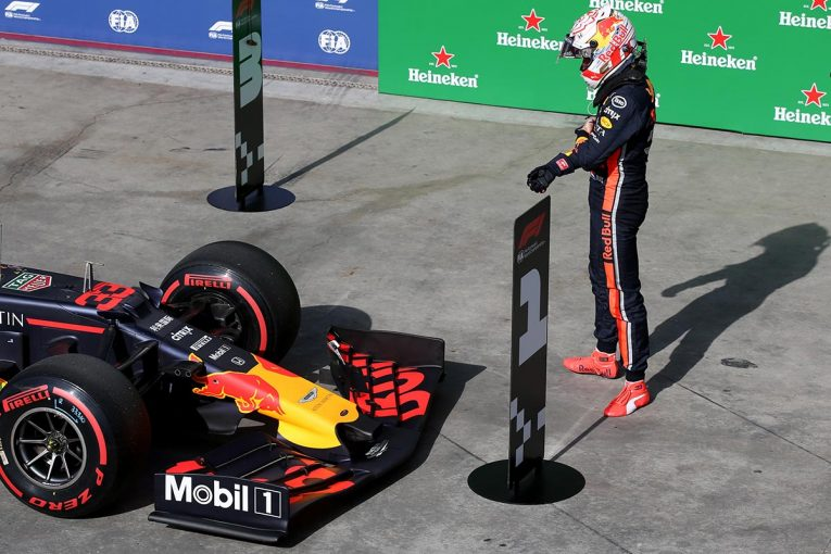 F1 | 【ギャラリー】フェルスタッペンが今季2度目のポールポジション/F1第20戦ブラジルGP予選