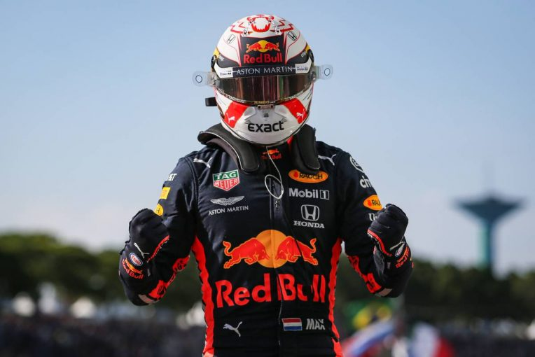 F1 | フェルスタッペンが自身2度目のポールポジション獲得!ホンダPU勢は3台がQ3進出/F1ブラジルGP予選
