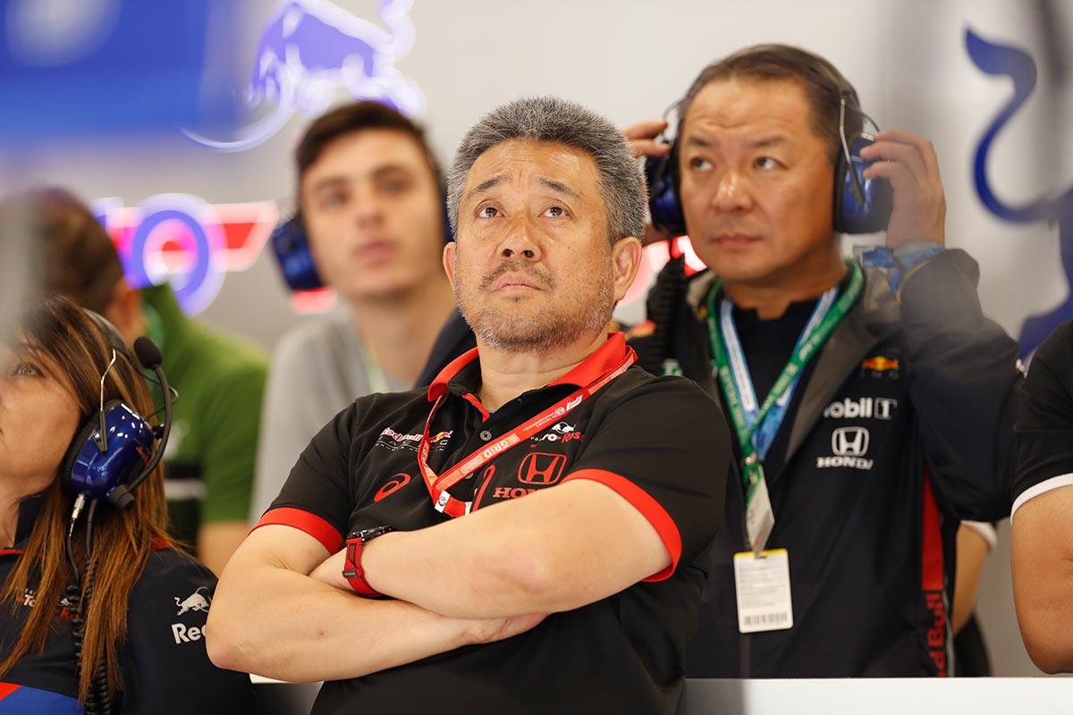 ホンダ山本雅史F1マネージングディレクター