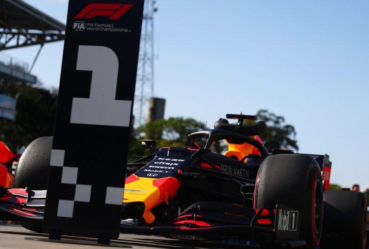 F1 | ホンダF1が2019年2度目のポール。ブラジルではセナとの1991年以来「最高の予選結果を優勝につなげたい」と田辺TD