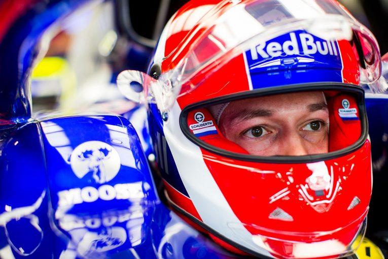 F1 | クビアト、僅差でQ2進出を逃がす「後方スタートになるが、レースペースには自信がある」トロロッソ・ホンダF1