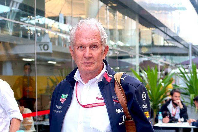 2019年F1第20戦ブラジルGP ヘルムート・マルコ(レッドブルのモータースポーツアドバイザー)