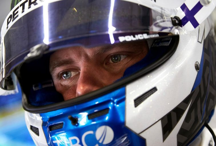 F1 | ボッタス予選5番手「レッドブルはロングランペースもいい。エキサイティングなレースになりそう」:メルセデスF1