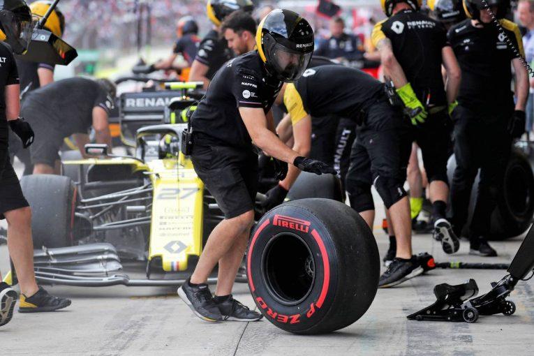 F1 | F1第20戦ブラジルGP、20人のドライバーの「持ちタイヤ」