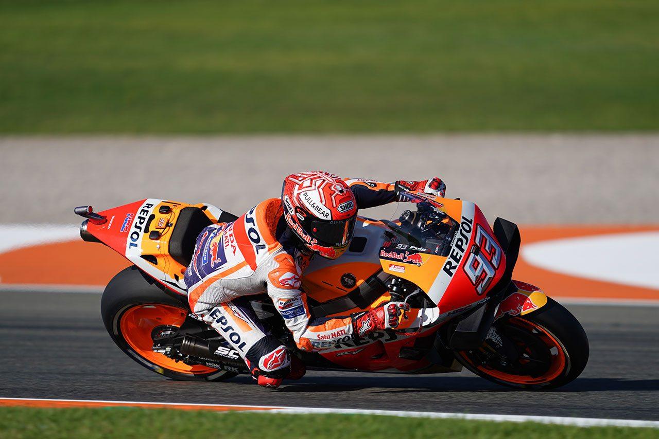 【順位結果】2019MotoGP第19戦バレンシアGP MotoGPクラス決勝