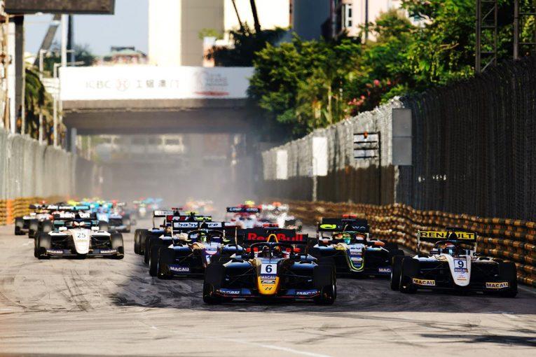 海外レース他 | マカオGP、2020年は3日間・5レースを開催。メインレースは中国F4で『F4マカオGP』に