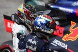 2019年F1第20戦ブラジルGP ルイス・ハミルトン(メルセデス)、ピエール・ガスリー(トロロッソ・ホンダ)