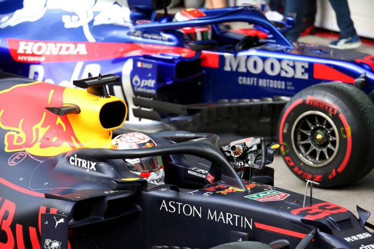 F1 | ファン注目のロゴやレッドブル・ホンダのフェルスタッペンがランクイン/2019年F1フォトランキング