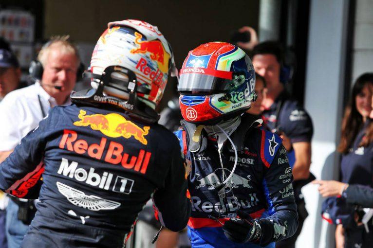 F1 | ホンダF1甘口コラム ブラジルGP編:レッドブルの信頼を勝ち取り2020年に向けて大きな一歩