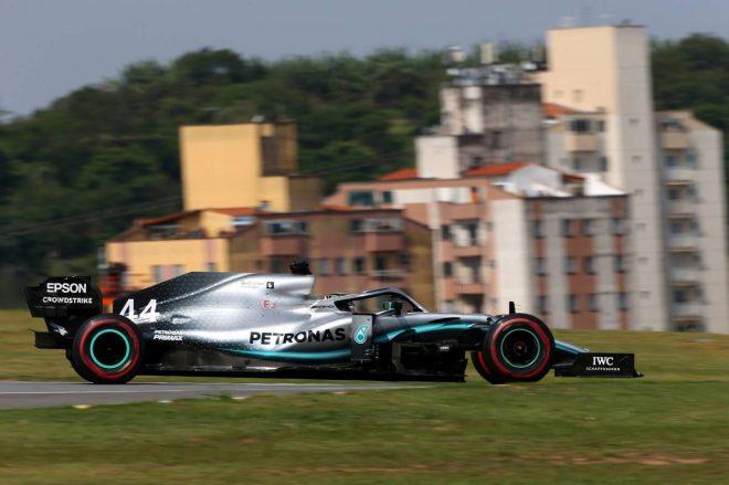2019年F1第20戦ブラジルGP ルイス・ハミルトン