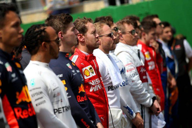F1 | 【ポイントランキング】F1第20戦ブラジルGP終了時点