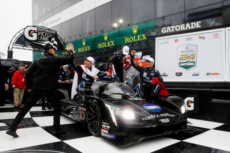ル・マン/WEC | IMSA:デイトナで小林可夢偉起用のWTRにブリスコーが新加入。第3ドライバーにはディクソン