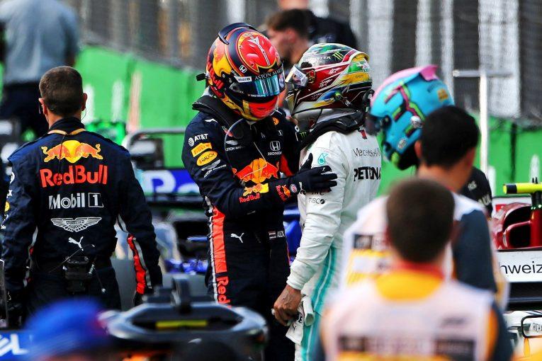 F1 | F1表彰台のチャンスを失ったアルボンに、ハミルトンがメールでも謝罪