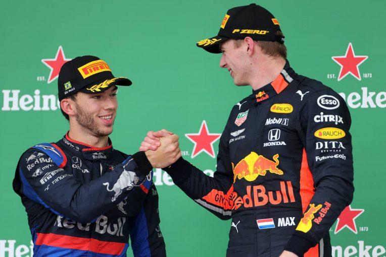 F1 | F1第20戦ブラジルGP決勝トップ10ドライバーコメント(2)