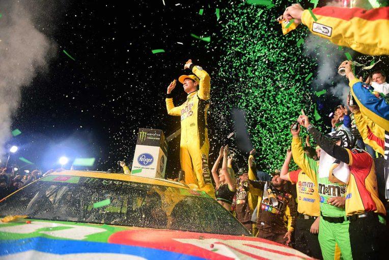 海外レース他 | NASCAR第36戦:カイル・ブッシュが自身2度目の栄光。トヨタは通算3度目のチャンピオン