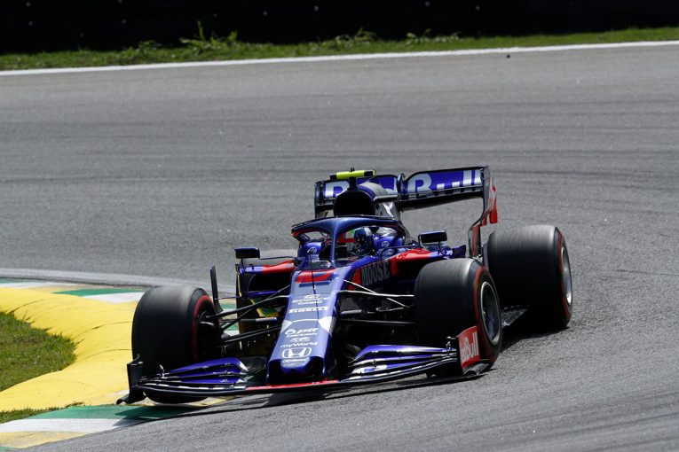 F1 | ピレリ「2位を獲得したトロロッソとガスリー、またワンツーを達成したホンダを讃えたい」