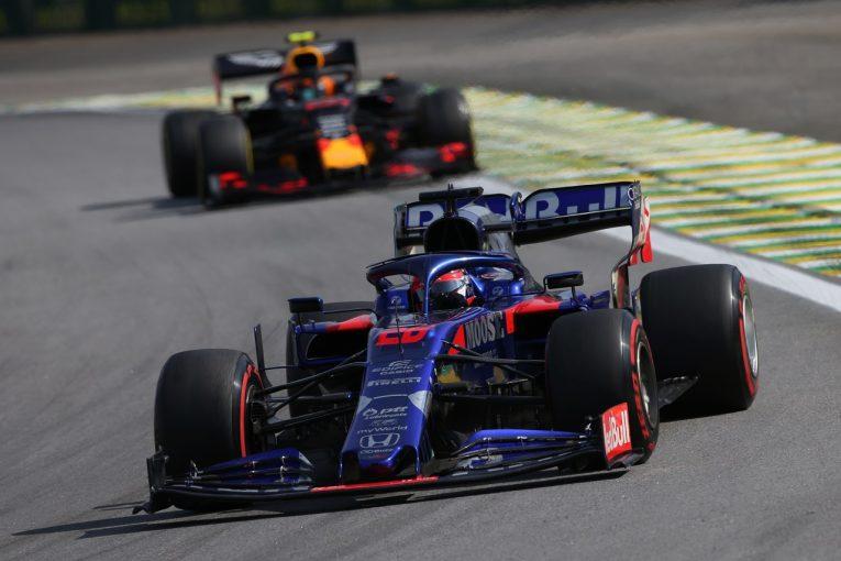F1 | F1第20戦ブラジルGP決勝トップ10ドライバーコメント(1)