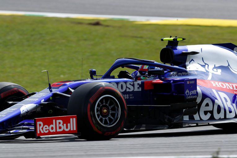 F1 | ホンダ本橋CE決勝後インタビュー:「ワンツーはホンダもステップアップしている実感が湧く大きな結果」/F1ブラジルGP