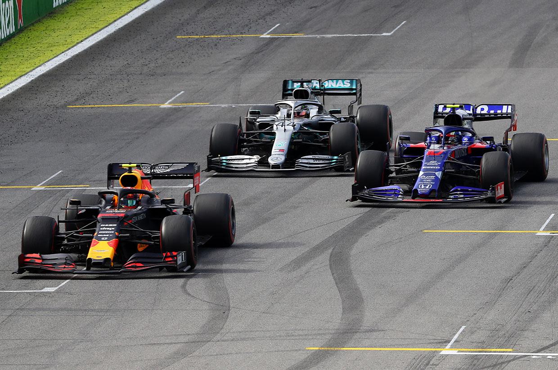 F1 Brasilian Gp Lähetysajat