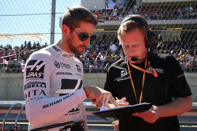F1 | グロージャン「人生を賭けるようなレースをしていたのに、最悪のタイミングでセーフティカーが入った」:ハース F1ブラジルGP日曜