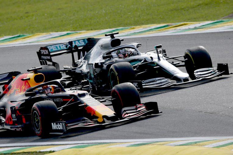 F1 | ホンダ山本MD優勝インタビュー:「宗一郎さんの想いを継続していくことはホンダにとって大きな力になる」/F1ブラジルGP