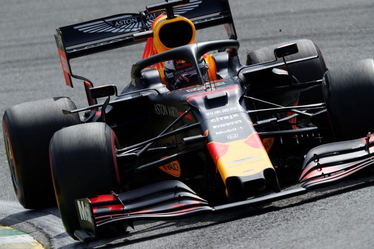 F1   F1技術解説:レッドブルのフロントウイング形状が変更に。フェラーリの規約違反疑惑は晴れるのか