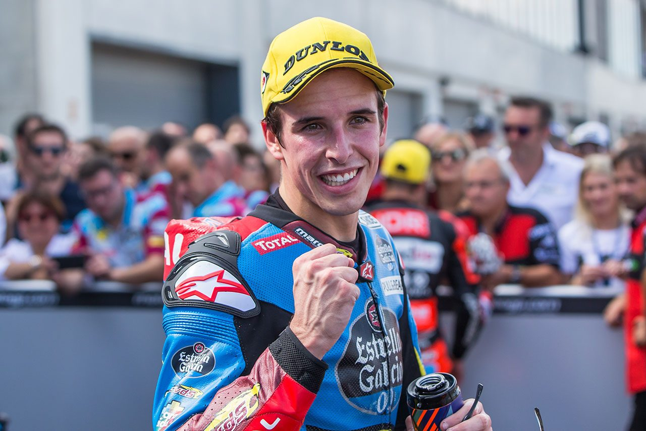 MotoGP王者の弟アレックス・マルケスがレプソル・ホンダに加入。2020年は兄弟で最高峰クラス参戦