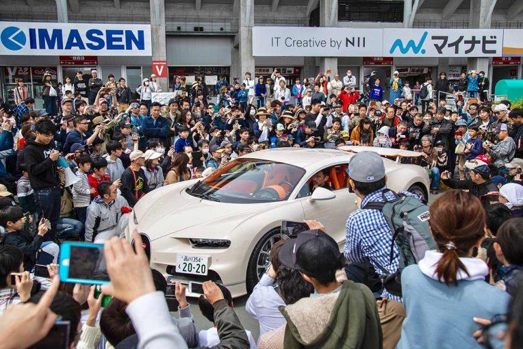 スーパーGT | 前ZOZO社長の前澤友作さん主宰プロジェクト、総額15憶円以上の超高級スーパーカーのガチンコバトルをSGT×DTM交流戦で開催