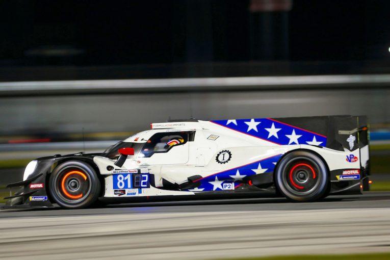 ル・マン/WEC | IMSA:デイトナで連覇狙うドラゴンスピード、LMP2クラスにシーズン全戦参戦へ